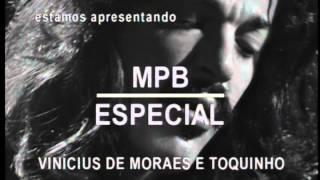 MPB Especial com Vinícius de Moraes