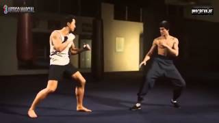 Донни Йен портив Брюс Ли   Donnie Yen vs Bruce Lee.mp4