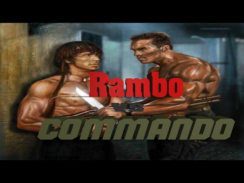 Xxx Mp4 Rambo Stallone Vs Commando Schwarzenegger 3gp Sex