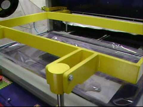 Máquina de Vacuum Forming Brawel