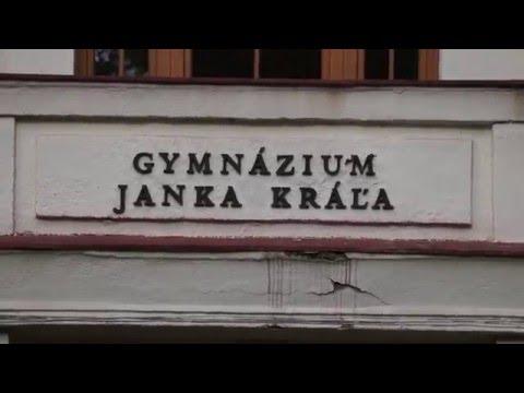 Gymnázium Janka Kráľa - Videovizitka