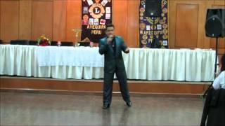 """PRESENTACION NELLO FRANCO - Cena 40° Aniversario Prom.""""Jesucristo"""