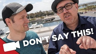 Words That Cause People To Leave Your Videos (& One That Keeps Them Watching)