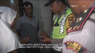 Operasi KAMTIBMAS Polsek Bangli, Seorang Pendatang Mencoba Mencoba Memberikan Uang Kepada Petugas