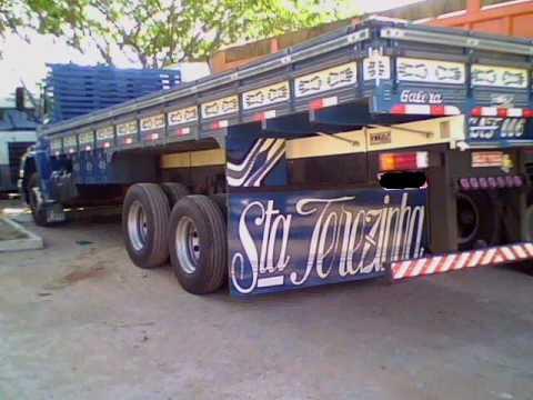 caminhões com lameirão