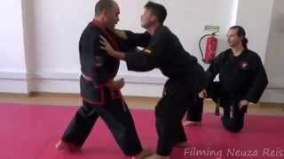 Explosive Techniques of kenpo jitsu // The real Kenpo Traditional // Arts Martials Traditional