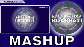 Kaun Banega Roadpati (KBR) - All Episodes MASHUP - Comedy One
