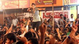 Sairat ZINGAT song Dance at Chintamani Aagman Sohala 2016