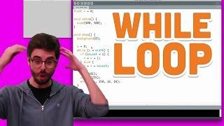6.1: While Loop - Processing Tutorial