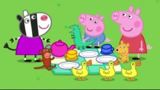 Peppa Pig Season 2 English Episodes 1 - 13 Compilation