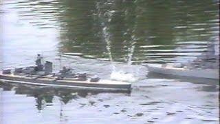 Big Gun RC Combat 1 - WE SINK SHIPS
