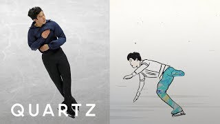 The most controversial Olympic figure skating jump
