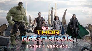 Thor : Ragnarok - Nouvelle bande-annonce (VF)