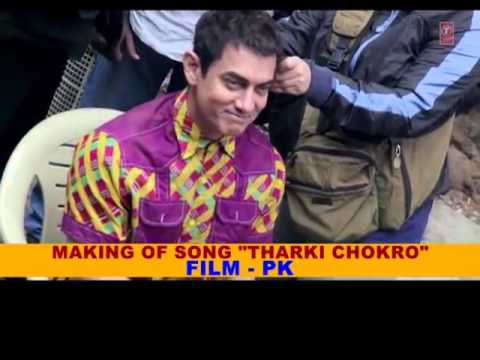 Xxx Mp4 Making Of The Song Tharki Chokre From The Movie PK 3gp Sex