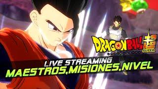 (MODS) Maestros, Misiones, Nivel | DRAGON BALL XENOVERSE