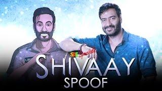 Shivaay Spoof ft Ajay Devgn || Shudh Desi Endings