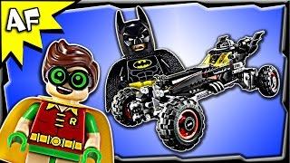 Lego Batman Movie BATMOBILE 70905 Stop Motion Build Review