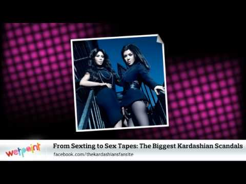 Xxx Mp4 From Sexting To Sex Tapes The Biggest Kardashian Scandals 3gp Sex