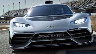 Mercedes-AMG Project ONE (2019) Soon ready to fight Ferrari LaFerrari