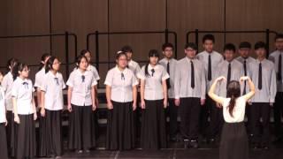 20161124_國立竹東高中學生音樂比賽_合唱