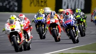 MotoGP™ Brno 2014 – best action