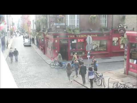 DUBLIN THE TEMPLE BAR LIVE CAM