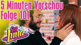 5 Minuten Vorschau - SOY LUNA Folge 101 || Disney Channel