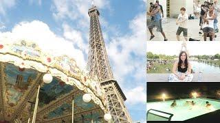 FRANCE: PARIS & NANTES