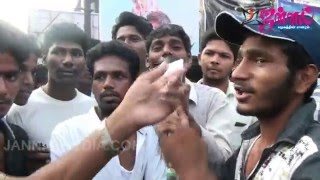 Vijay Fans Celebrations | Theri Release First Day First Show Celebrations