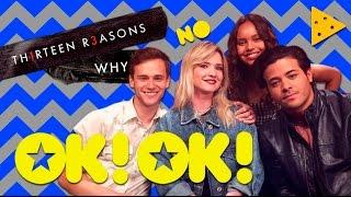 Fernanda entrevista: 13 Reasons Why | Inside OK!OK!
