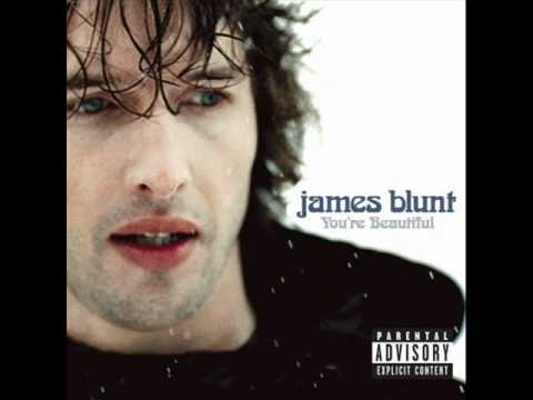 james blunt - you're beautiful (lyrics)