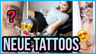 Mein PERSÖNLICHSTES Tattoo... - ich bekomme 2 NEUE TATTOOS! - FMA & Bedeutung