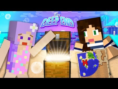 Xxx Mp4 FINDING RARE TREASURE In Minecraft Deep End W Stacyplays 3gp Sex