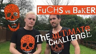 #NoFuchsGiven - Ultimate Challenge with Theo Baker