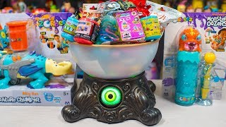 HUGE Boogie Man Surprise Toy Halloween Blind Bags Surprise Eggs Zorbeez Boy Toys Kinder Playtime