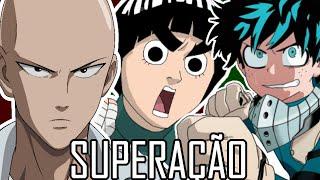 RapAnime (Boku no Hero, Naruto, One Punch Man) - Superação!