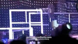 Justin Bieber - Baby - (Usher surprises Justin) Hartford, CT - June 23rd, 2010