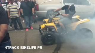 @joselobarbersport #yamaha #banshee #bournout #bikelife #pr 🐝🐝🐝 #4trackbikelifepr