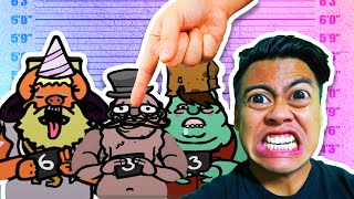 I CAN'T FIGURE OUT WHO DID IT!!! | Fingered