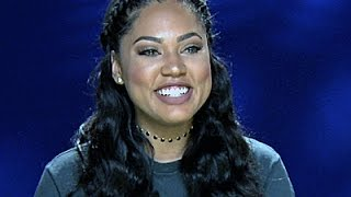 Ayesha Curry on that time Stephen cooked for her