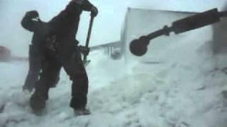 Antarctica Tufan