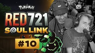 DRAMATIC INTRO | Pokemon Red 721 Soul Link EP 10