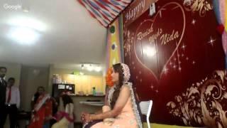 Renish Weds Nida - Dudh Rasam # ReNida