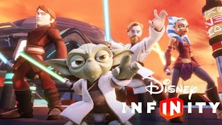 Star Wars: Twilight of the Republic All Cutscenes (Disney Infinity 3.0) Game Movie 1080p HD