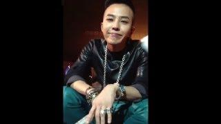 130302 Super Up Close - G-Dragon at Samsung Blue Day Festival - BIGBANG