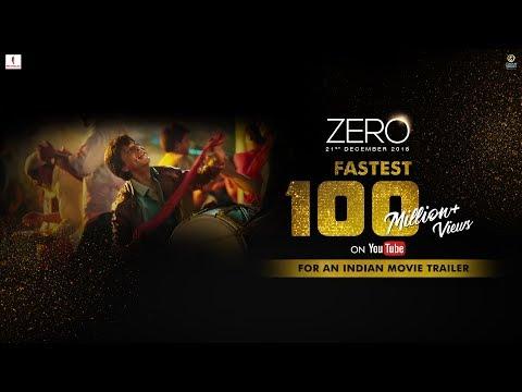 Xxx Mp4 Zero Official Trailer Shah Rukh Khan Aanand L Rai Anushka Katrina 21 Dec 2018 3gp Sex