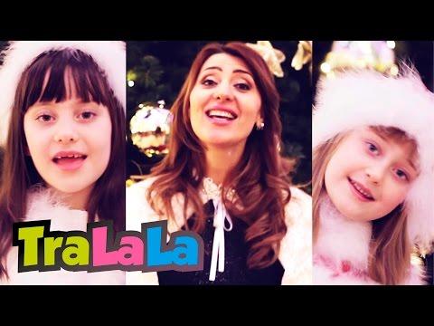 Moș Crăciun Aura Lori si Beti Cântece de iarnă pentru copii TraLaLa