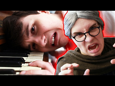 My Evil Piano Teacher