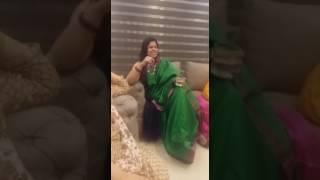 Aunty naughty talk
