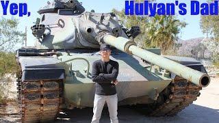 ilovemaything, Hulyan & Maya's YouTube Channel. Photographs of Hulyan's Dad